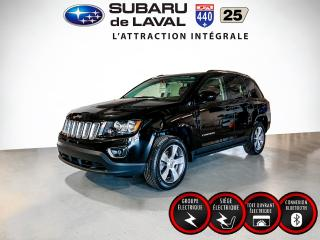 Used 2016 Jeep Compass High Altitude for sale in Laval, QC