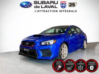 Used 2018 Subaru WRX STI WRX STI for sale in Laval, QC