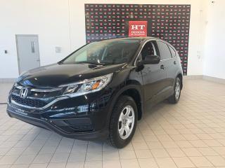 Used 2016 Honda CR-V LX financement en ligne for sale in Terrebonne, QC