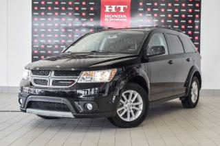 Used 2016 Dodge Journey SXT 7 PLACES for sale in Terrebonne, QC