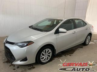 Used 2018 Toyota Corolla LE Caméra A/C Bluetooth *Toyota Safety Sense* for sale in Trois-Rivières, QC