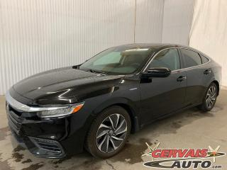 Used 2019 Honda Insight Hybrid Caméra Sièges Chauffants Mags for sale in Trois-Rivières, QC