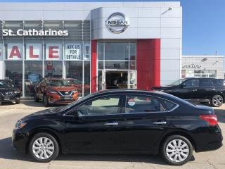 Used 2016 Nissan Sentra 1.8 S for sale in St. Catharines, ON