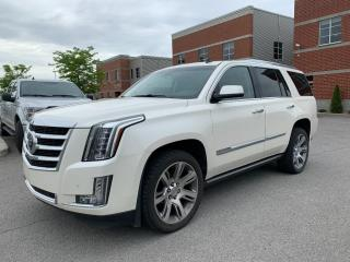 Used 2015 Cadillac Escalade PREMIUM for sale in Laval, QC