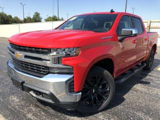 Used 2019 Chevrolet Silverado 1500 LT CREW CAB 4X4 for sale in Cayuga, ON