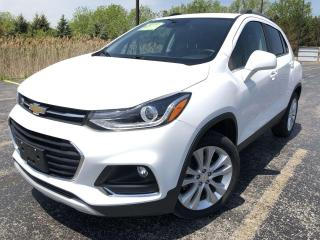 Used 2020 CHEV TRAX PREMIER AWD for sale in Cayuga, ON