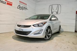 Used 2014 Hyundai Elantra Limited for sale in Blainville, QC