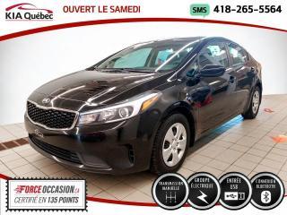 Used 2017 Hyundai Elantra LX* GROUPE ELECTRIQUE*CECI EST UN KIA FO for sale in Québec, QC