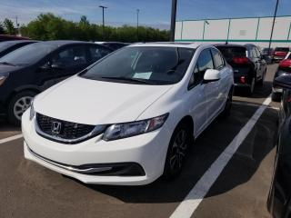 Used 2013 Honda Civic EX* TOIT* CAMERA* SIEGES CHAUFFANTS* for sale in Québec, QC