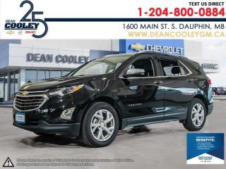 Used 2018 Chevrolet Equinox Premier for sale in Dauphin, MB