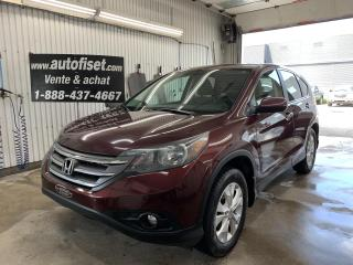 Used 2012 Honda CR-V AWD 5dr EX for sale in St-Raymond, QC