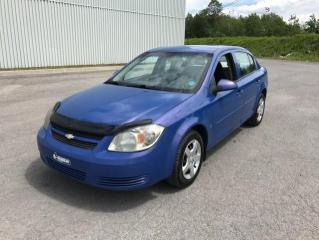 Used 2008 Chevrolet Cobalt Berline LS 4 portes for sale in Quebec, QC