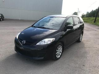 Used 2010 Mazda MAZDA5 Familiale 4 portes, boîte automatique, G for sale in Quebec, QC