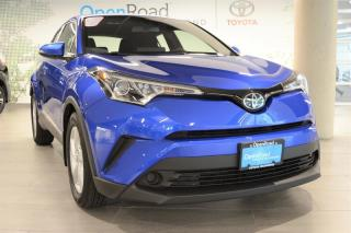 Used 2019 Toyota C-HR LE (2) for sale in Richmond, BC