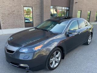 Used 2012 Acura TL SH AWD for sale in St-Eustache, QC