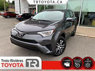 Used 2016 Toyota RAV4 4 portes LE traction avant for sale in Trois-Rivières, QC