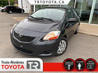 Used 2009 Toyota Yaris Berline 4 portes BM for sale in Trois-Rivières, QC