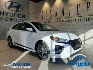 Used 2019 Hyundai IONIQ Electric GPS+APPLE/ANDROID+CAMERA+BANCS CHAUFF for sale in Sherbrooke, QC