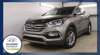 Used 2017 Hyundai Santa Fe Sport 2.4L SE + CUIR, TOIT PAN. 4 portes TI for sale in Val-David, QC
