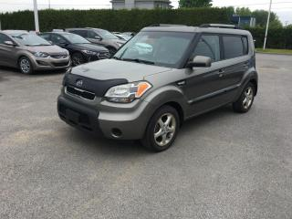 Used 2011 Kia Soul Familiale 5 portes, boîte manuelle 2u for sale in Joliette, QC