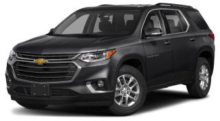 New 2019 Chevrolet Traverse 3LT for sale in Brampton, ON