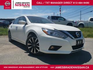 Used 2017 Nissan Altima 2.5 for sale in Kingston, ON
