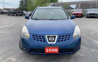 Used 2008 Nissan Rogue SL AWD for sale in Oshawa, ON