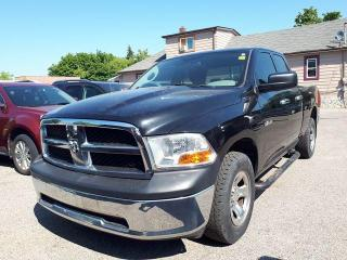Used 2010 Dodge Ram 1500 ST 4X4 for sale in Oshawa, ON