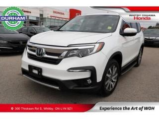 Used 2020 Honda Pilot EX-L Navi AWD for sale in Whitby, ON