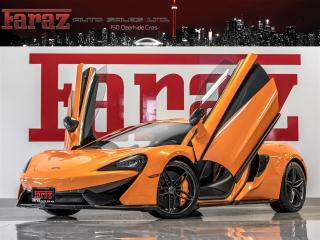 Used 2016 McLaren 570S CARBON PACK|STEALTH|INTERIOR CARBON PACK|B&W|LAUNCH for sale in North York, ON