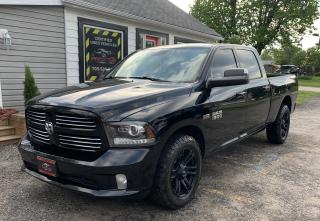 Used 2014 RAM 1500 SPORT for sale in Midland, ON