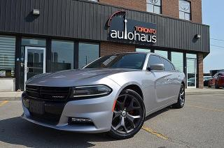 Used 2017 Dodge Charger RALLYE/LEATHER/SUNROOF/NAVIGATION SXT for sale in Concord, ON