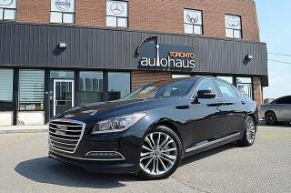 Used 2015 Hyundai Genesis Technology,No Accidents, Top Of The Line Technology for sale in Concord, ON