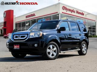 Used 2011 Honda Pilot EX-L for sale in Guelph, ON