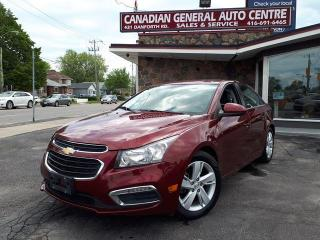 Used 2015 Chevrolet Cruze DIESEL for sale in Scarborough, ON
