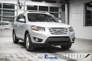 Used 2010 Hyundai Santa Fe Limited chez Rimouski Hyundai for sale in Rimouski, QC