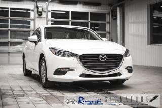 Used 2017 Mazda MAZDA3 SE chez Rimouski hyundai for sale in Rimouski, QC