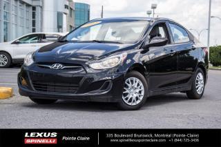 Used 2012 Hyundai Accent GL **AUTOMATIQUE** **2 SETS DE PNEU**AIR CLIMATISE**GROUPE ELECTRIQUE** for sale in Montréal, QC