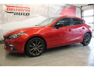 Used 2015 Mazda MAZDA3 GT for sale in Lévis, QC