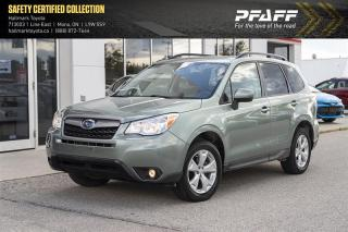 Used 2016 Subaru Forester 2.5i Touring w/ Technology at for sale in Orangeville, ON