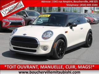Used 2016 MINI 3 Door Cooper for sale in Boucherville, QC