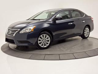 Used 2013 Nissan Sentra AUTO CRUISE BLUETOOTH for sale in Brossard, QC