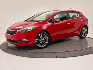Used 2016 Kia Forte5 EX BLUETOOTH CRUISE TOIT OUVRANT for sale in Brossard, QC
