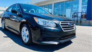 Used 2017 Subaru Legacy 4dr Sdn CVT 2.5i PZEV for sale in Lévis, QC