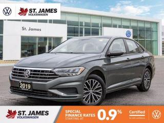 Used 2019 Volkswagen Jetta Highline Clean CarFax, One Owner, Apple CarPlay for sale in Winnipeg, MB