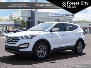 Used 2014 Hyundai Santa Fe Sport Brand new tires and brakes for sale in London, ON