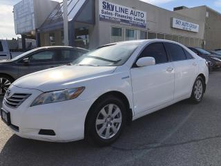 Used 2008 Toyota Camry HYBRID BLUETOOTH|POWER WINDOWS for sale in Concord, ON