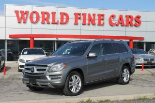 Used 2014 Mercedes-Benz GL-Class Diesel! Accident free! Service history! for sale in Etobicoke, ON