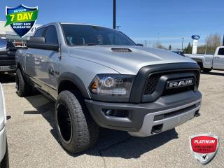 Used 2017 RAM 1500 Rebel REBEL/5.7L V8/SUNROOF/U-CONNECT for sale in Kitchener, ON