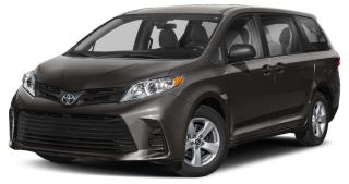 New 2020 Toyota Sienna LE 8-Passenger for sale in Ancaster, ON